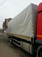 Prelate camioane pvc