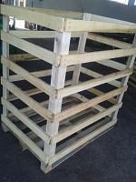 Boxpaleti lemn