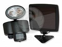 Proiector (reflector) LED cu senzor de miscare si alimentare