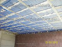 Instalatii racire in tavan