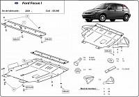 Scut motor metalic Ford Focus incepand cu 2001