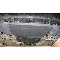 Scut motor metalic pentru Audi A4 2005-2008