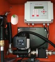 Sistem de gestiune carburanti