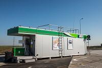 Statii mobile de distributie carburanti tip Contantainer