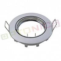 Suport Bec Spot rotativ corp INOX 82×29 mm 75 mm G5.3