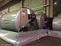 Rezervoare motorina 5000 litri noi