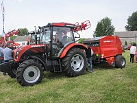 Tractor 4x4, 75 CP motor perkins