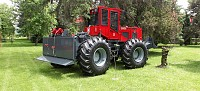 Tractor forestier TAF 2012