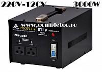 Transformator de la 220V la 110V 3000W SUA
