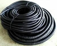 Tub metalic flexibil extrudat cu PVC
