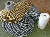 Tub metalic flexibile etansat cu bumbac sau fir ceramic