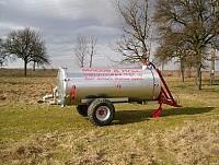 Vidanja mono ax 3000 litri