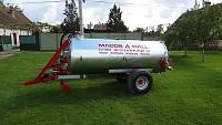 Vidanje de la 1200 la 20000 litri