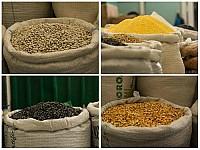 Saci din rafie pentru ambalarea cerealelor si taratelor