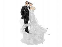 Figurine tort nunta - PMF34-008 - tema romantica