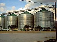 Siloz metalic depozitare cereale