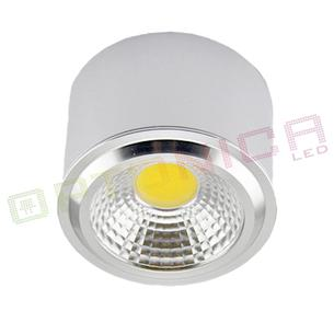 10W Aplica LED rotunda lumina alba