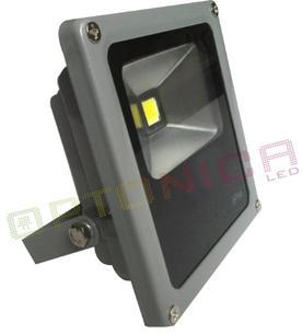 10W Proiector LED Lucky-Slim lumina calda – IP66