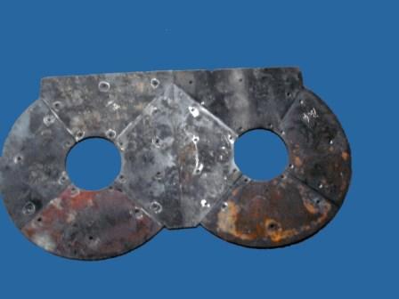 Blindaje laterale statii beton