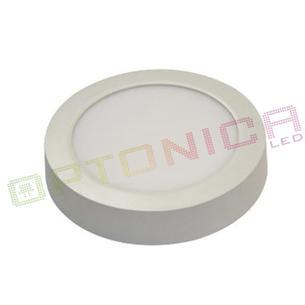 7W Aplica LED rotunda lumina alba