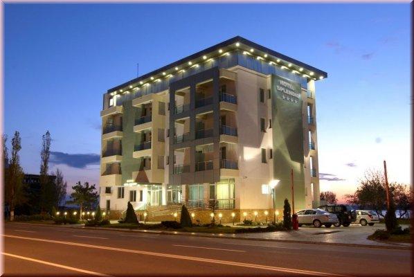 CAZARE HOTEL SPLENDID 4* MAMAIA