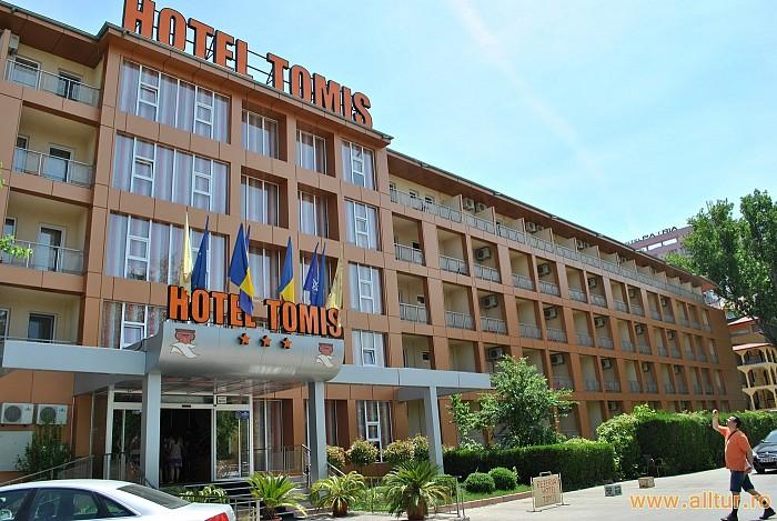 CAZARE HOTEL TOMIS 3* MAMAIA
