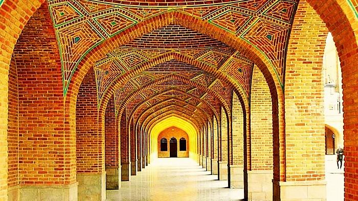 Circuit turistic IRAN