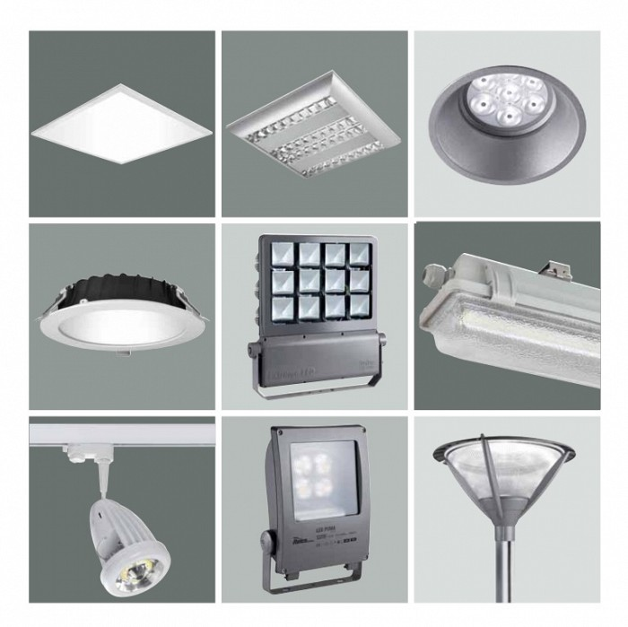Corpuri de iluminat cu LED