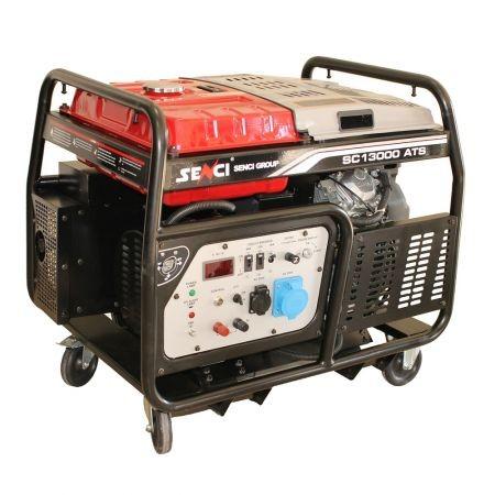 Generator curent electric Senci SC-13000-ATS, 12 kVA