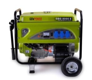 Generator de curent pe baza de benzina GBG 8000E