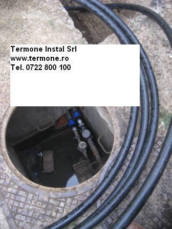 Reparatie instalatii canalizare