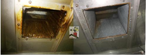 Curatare hota inox - Curatare hote bucatarie