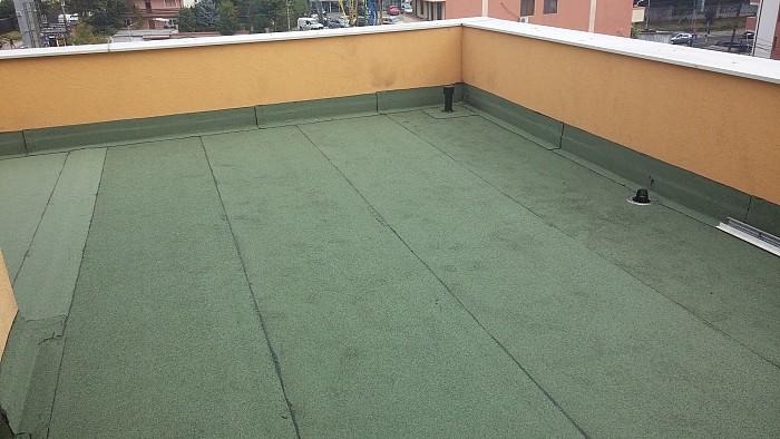 Hidroizolatii terasa cu gresie