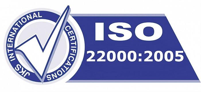 CERTIFICARE ISO 22000 (HACCP)