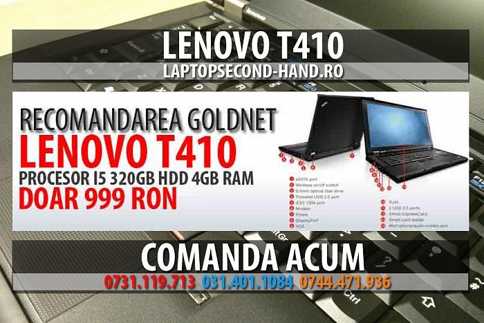 Laptop Lenovo T410
