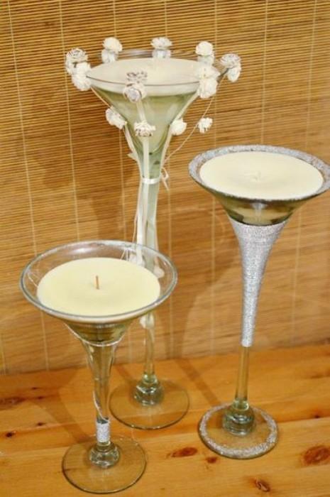 Lumanari decorative botez