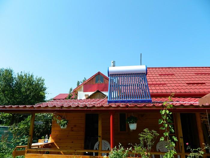 Panouri solare nepresurizate apa calda menajera 135L
