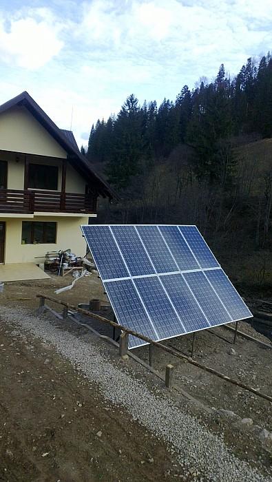 Panouri solare fotovoltaice de 250Wp