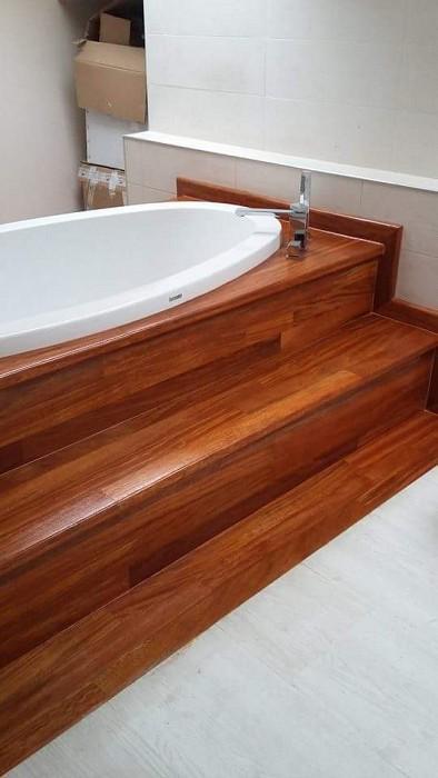 Parchet lemn masiv exotic