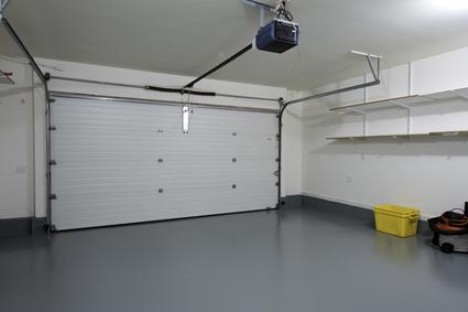Pardoseli garaje