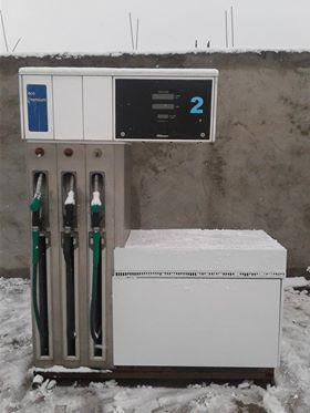 Pompa distributie carburanti 6 furtune 3 prod Gilbarco SK700