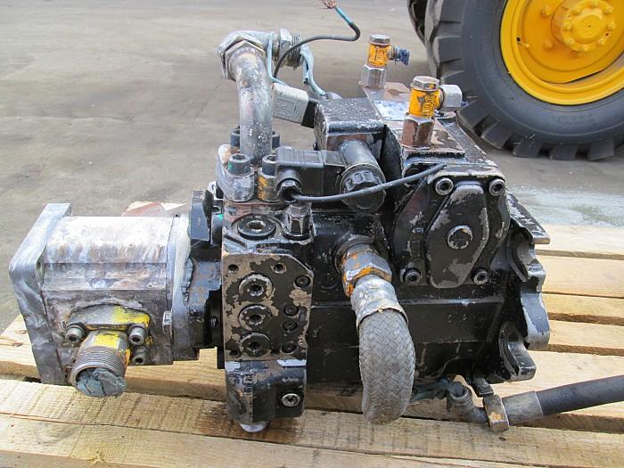 Reparatii pompe hidraulice utilaje