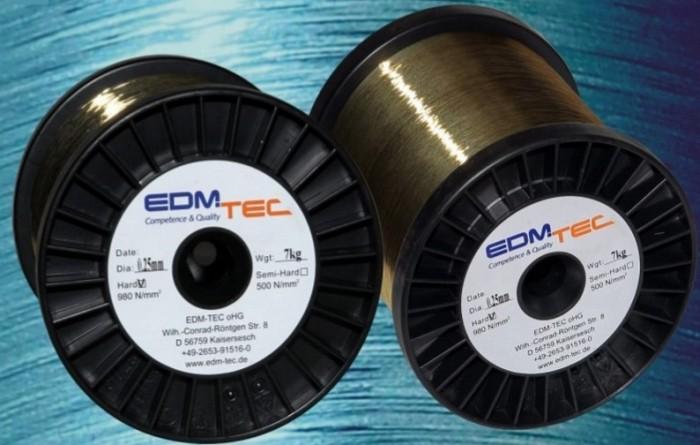 Sarma electroeroziune ALAMA CuZn36 EDM Cut 980