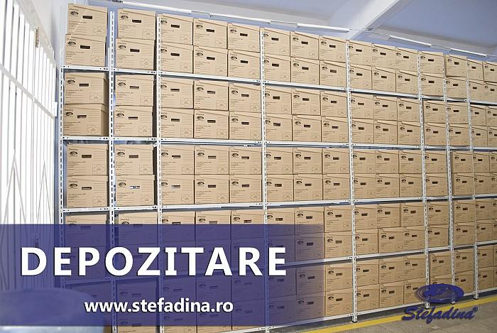 Servicii depozitare arhive