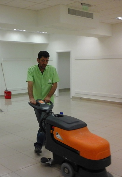 Servicii profesionale de curatenie la sedii de firme