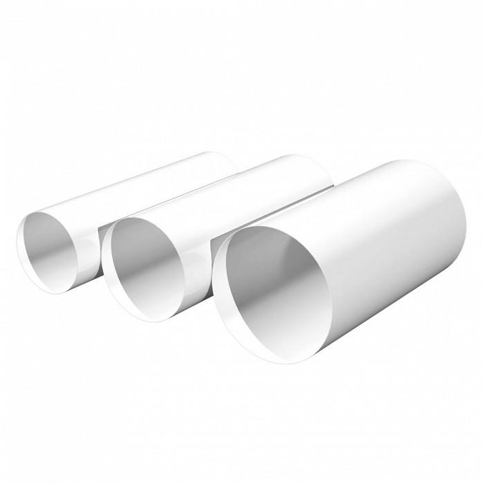 Tub circular PVC D100/125/160 mm