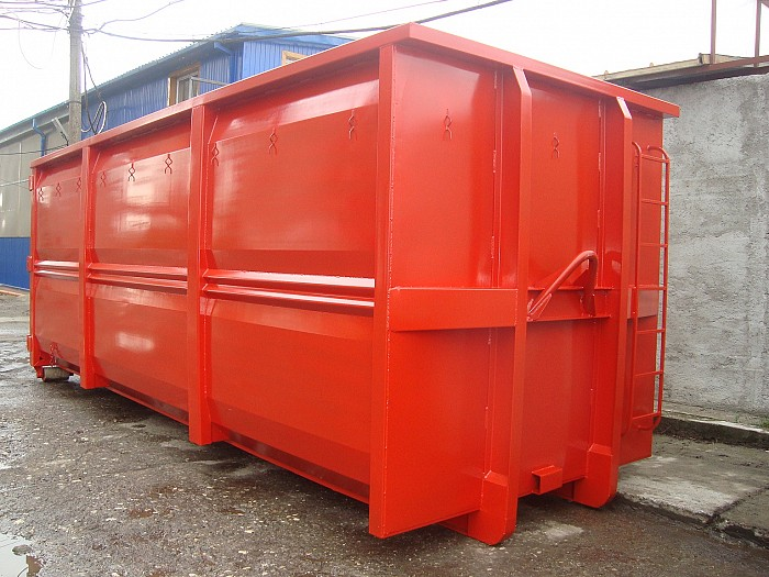 Containere abroll