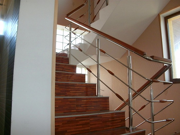 balustrade inox interior ploiesti prahova. Black Bedroom Furniture Sets. Home Design Ideas