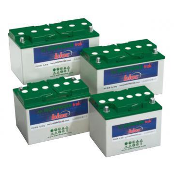 Baterii Hoppecke pentru stivuitoare