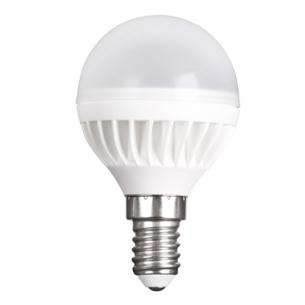 Bec cu LED-uri 5Watt E14 2700K, lumina calda